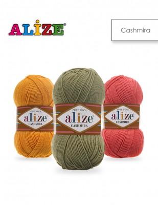 Alize - Alize Cashmira El Örgü İplikleri