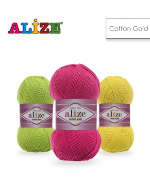 Alize - Alize Cotton Gold El Örgü İplikleri