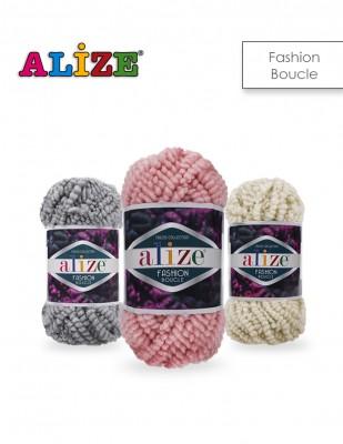 Alize - Alize Fashion Boucle El Örgü İplikleri
