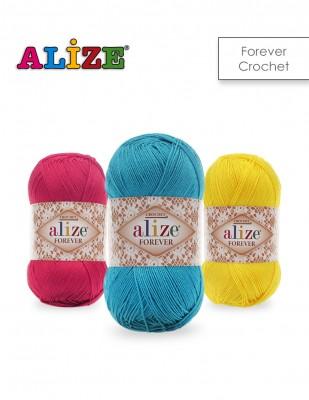 Alize - Alize Forever El Örgü İplikleri
