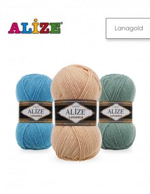 Alize - Alize Lanagold El Örgü İplikleri