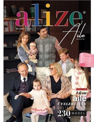 ALİZE - Alize Örgü Dergisi - Aile - 22. Sayı