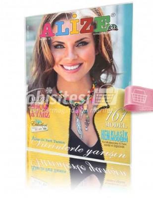 ALİZE - Alize Örgü Dergisi - Sayı 14