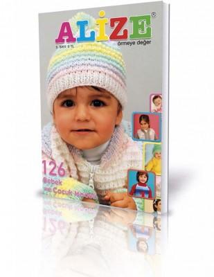 Alize - Alize Örgü Dergisi - Sayı 5