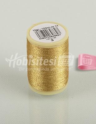 ANCHOR - Anchor El Nakış Simi 3 Katlı - 10 Gr - Renk 3 Altın