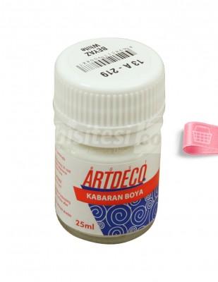 ARTDECO - Artdeco Kabaran Boya - 219 Beyaz - 25 ml