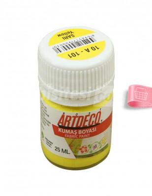 ARTDECO - Artdeco Kumaş Boyası - 25 ml (1)