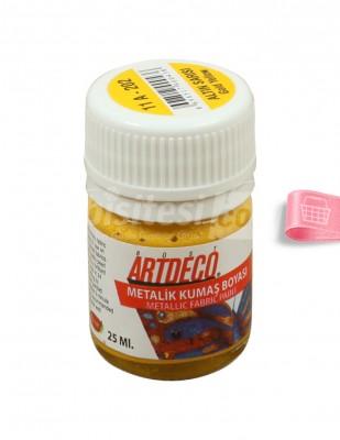 ARTDECO - Artdeco Kumaş Boyası - Metalik Renkler 25 ml (1)