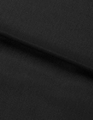 - Beatris (İpek) Astar - En 70 cm - Siyah