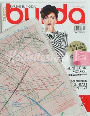 BURDA - Burda - 2014 Ocak Sayısı (1)