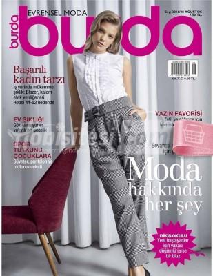 BURDA - Burda - 2016 Ağustos Sayısı