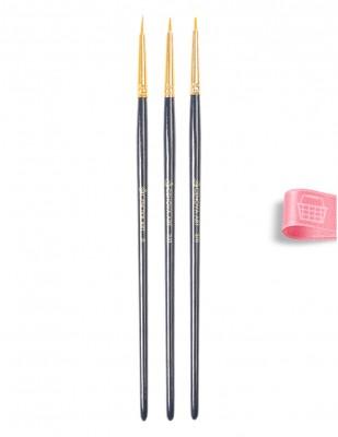 CENOVA - Cenova Fırça Seti - Set 23 - Karma 3 lü (1)