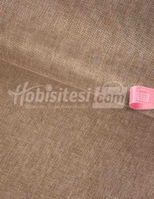 - Çuval Kumaş - Jüt - Hardal Sarı - En 150 cm