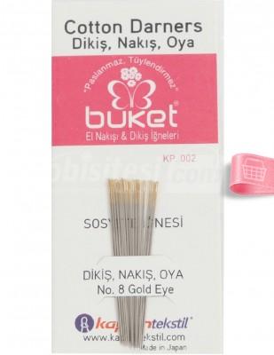Buket - Buket Dikiş, Nakış ve Oya İğnesi - KP002