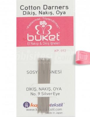 Buket - Buket Dikiş, Nakış ve Oya İğnesi - KP012