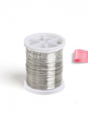 - Filografi Teli - Gümüş - 50 gr