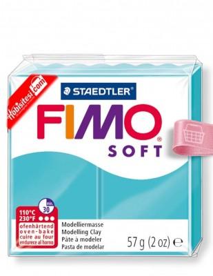 Fimo - Fimo Soft Polimer Kil - Hamur - 39 Peppermint - 57 gr