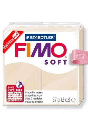 Fimo - Fimo Soft Polimer Kil - Hamur - 70 Sahara - 57 gr