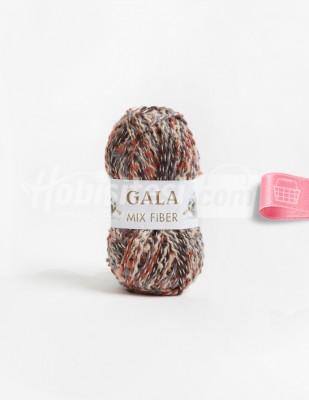 - Gala Mıx Fiber El Örgü İplikleri - 15 - 100 gr