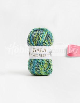 - Gala Mıx Fiber El Örgü İplikleri - 4 - 100 gr