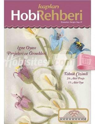KAPLAN YAYINLARI - Hobi Rehberi - İğne Oyası - Sayı 19