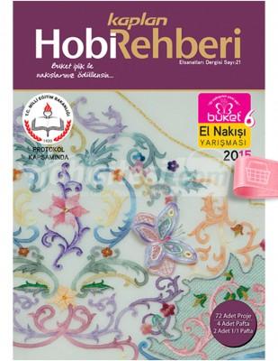KAPLAN YAYINLARI - Hobi Rehberi - Sayı 21