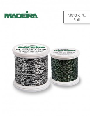 Madeira - Madeira Makina Nakış Simi - Metallic 40 Soft - 200 m