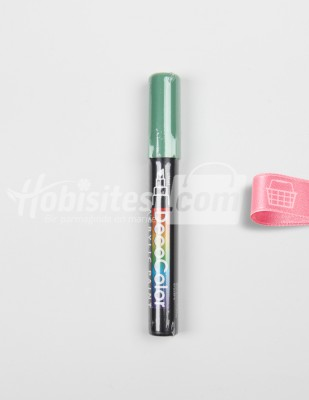 Marvy - Marvy DecoColor Acrylic Paint Marker - 102 Jade Green