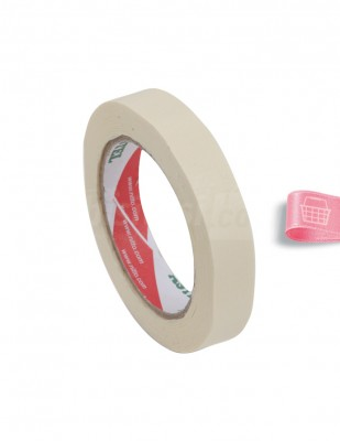 - Maskeleme Bandı - Kağıt Band - 2 cm