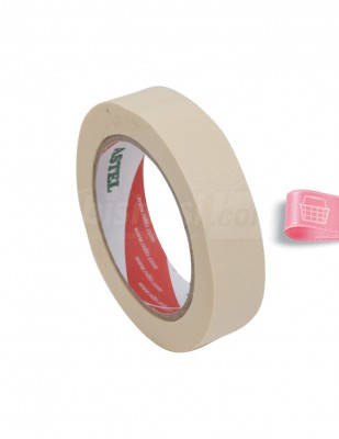 - Maskeleme Bandı - Kağıt Band - 2,5 cm
