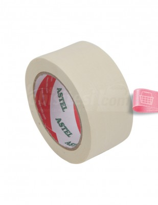 - Maskeleme Bandı - Kağıt Band - 5 cm