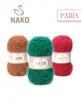 Nako - Nako Paris El Örgü İpliği