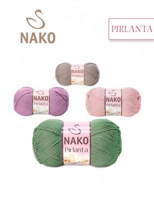 Nako - Nako Pırlanta El Örgü İpliği
