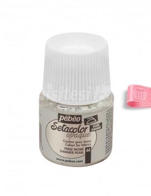 PEBEO - Pebeo Kumaş Boyası - Metalik Renkler - 45 ml (1)