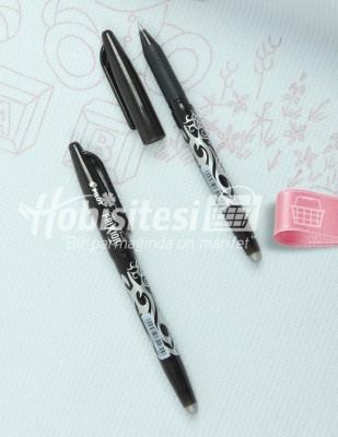 PİLOT - Pilot Frixion Silinebilir Tekstil Kalemi - Siyah