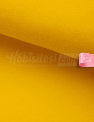 - Polar Kumaş - Sarı - En 180 cm