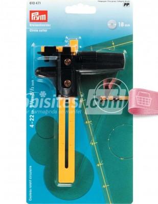 Prym - Prym Dairesel Kesici - 18 mm - 610471