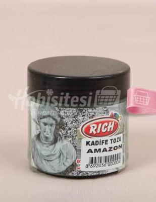 RICH - Rich Kadife Tozu - 2012 Bordo