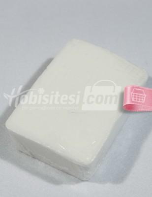 - Sabun Bazı - Beyaz - 1 kg