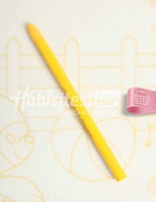 - Tekstil Kalemi - Sabun - Sarı