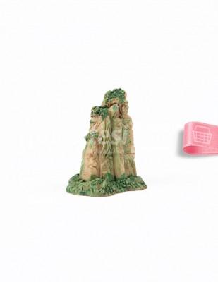 - Teraryum Malzemesi - Dağ - Yeşil - 3,5 x 4,5 cm - 617