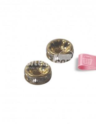 - Tespih Aparatı - Altın - 2 li Set - 0,5 cm