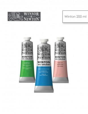 WINSOR & NEWTON - Winsor & Newton Winton - Yağlı Boya - 200 ml