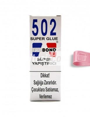 - 502 Yapıştırıcı - 20 gr
