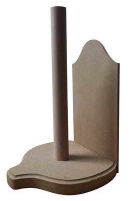 - Ahşap Kağıt Havluluk - Duvara Asılabilir veya Masada Kullanılabilir - KH7T