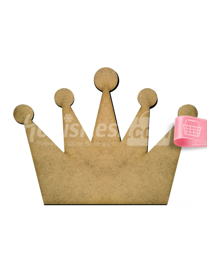 (seçilmiş) Kraliçe Tacı Boyama