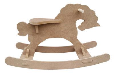 Ahşap Sallanan At, Çocukların Binip Sallanabilecekleri Sağlamlıkta - KCHG2T