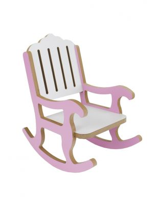 Ahşap Sallanan Sandalye - KCG50T