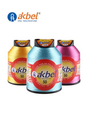AKBEL - Akbel Dantel İpliği - No:50 - 100 gr