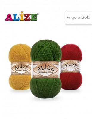 ALİZE - Alize Angora Gold El Örgü İplikleri